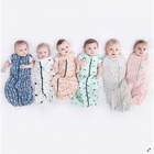 Ergo Cocoon: Swaddle Sleeping Bag (Spring Leaves)