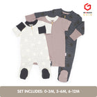 Winter Growing Kit for Newborn Babies (Spot the Dots)