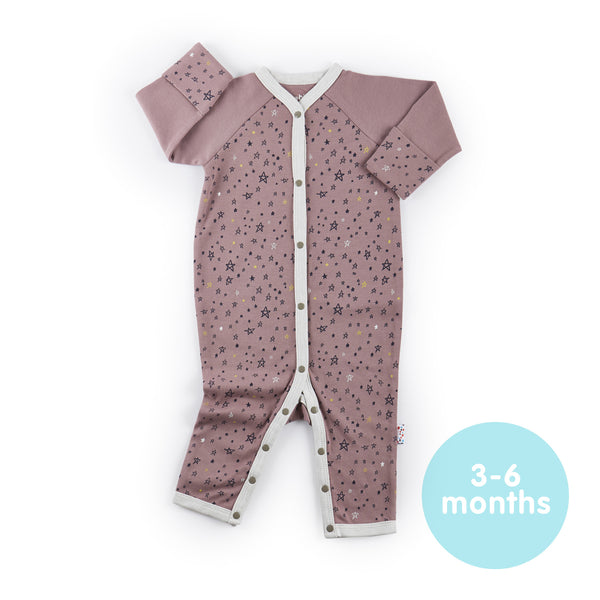 Growing Kit for Newborn Summer Baby Girls (Twinkly Nights)