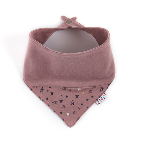 Neckerchief (Twinkly Nights - Pink)