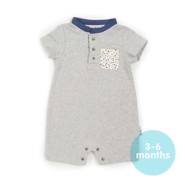 Growing Kit for 3-Month Old Summer Baby Boys (Tiny Dots)
