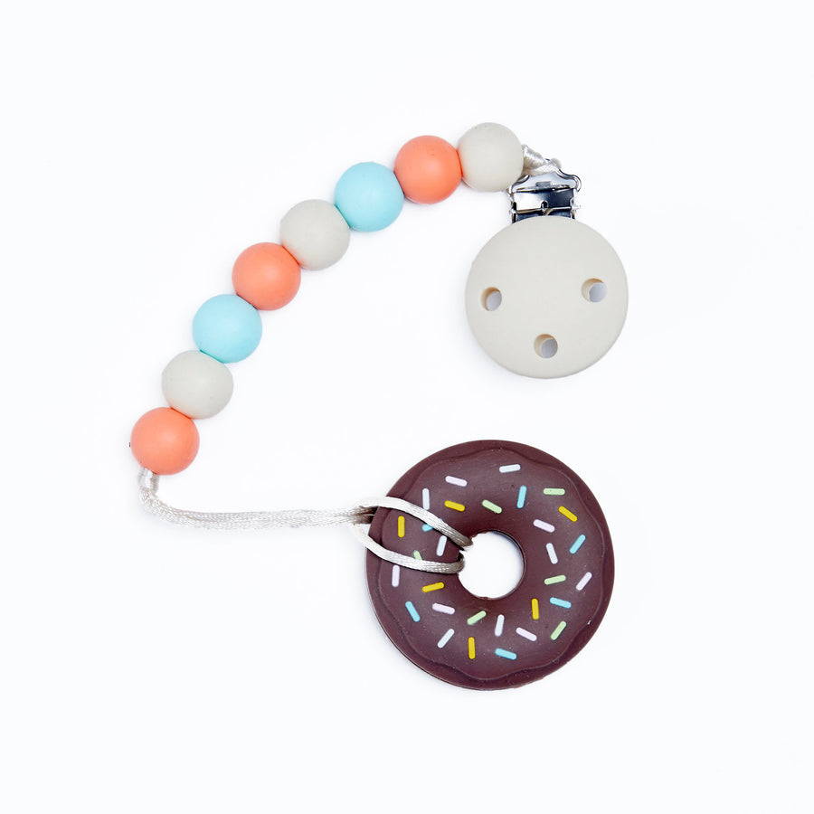 Little Caleb x TinyBitz: Donut Teether