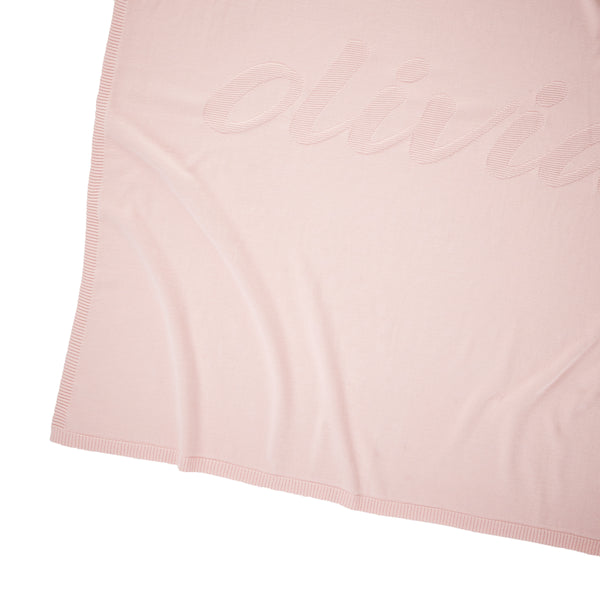 Personalized Blanket for Babies and Kids (One Colour)
