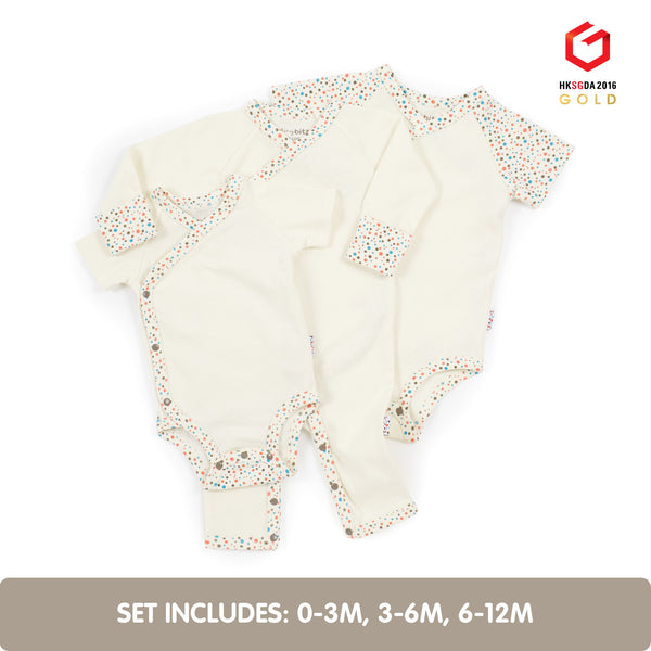 Growing Kit for Newborn Summer Babies (Tiny Dots)