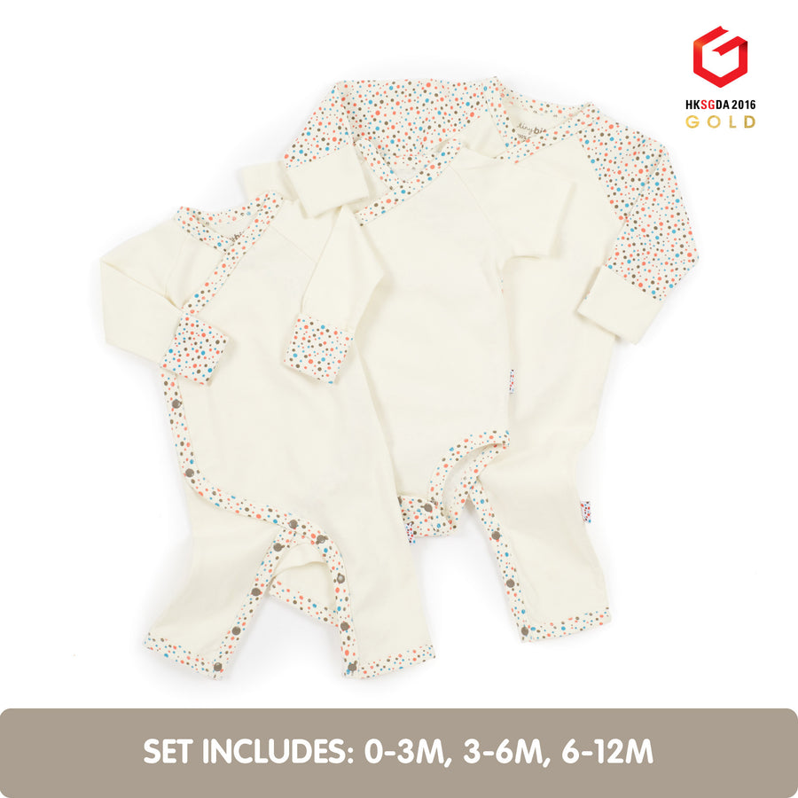 Winter Growing Kit for Newborn Babies (Tiny Dots)