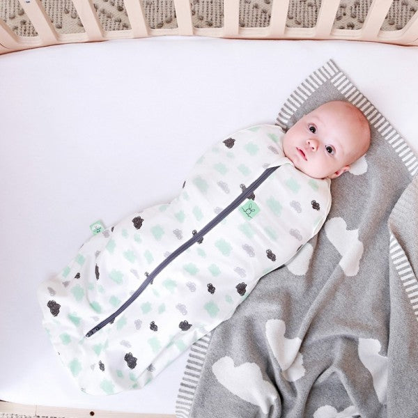 Ergo Cocoon: Swaddle Sleeping Bag (Cloud)