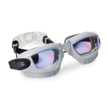 "Bling2o: ""Galaxy"" Swim Goggles (Swim Trooper White)"