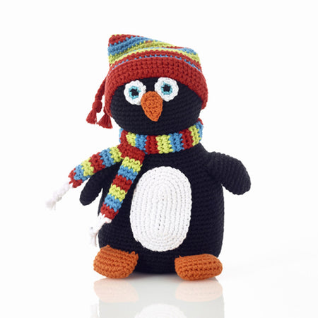 Pebble: Penguin Rattle