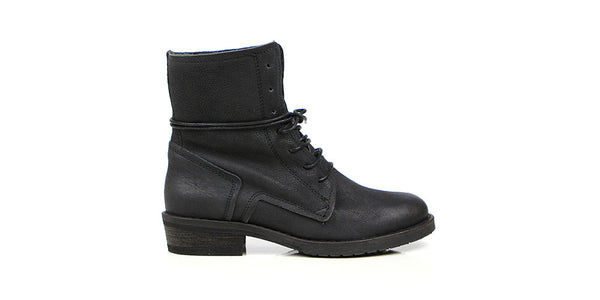 Angelica biker work boot