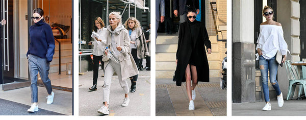 Sports Luxe / Athleisure trend