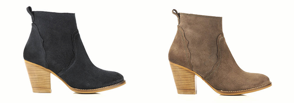 Seven Boot Lane 'Carrie' heeled ankle boots