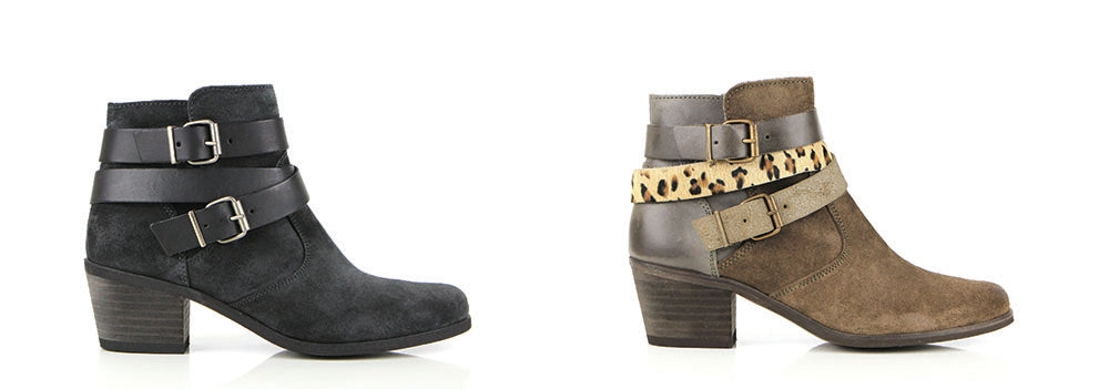 Seven Boot Lane - 'Elosie' ankle boot