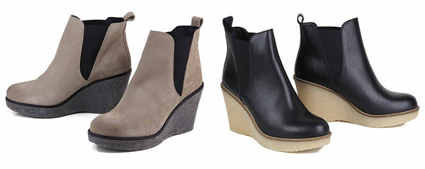 Gaby | The wedge boot