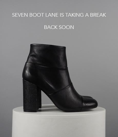 Seven Boot Lane Sale