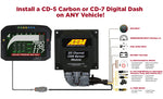 AEMnet 22 Channel CAN Sensor Module for CD-7 dash