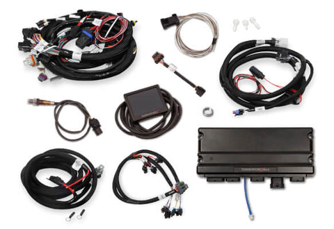 Tremendous Holley Terminator X Max Ls Ecu And Harness Dbw Auto Trans Wiring Cloud Oideiuggs Outletorg