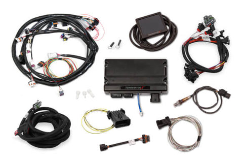 Holley Terminator X UNIVERSAL ECU and Harness