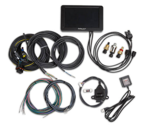 "Holley Standalone Digital Dash Kit (7"" screen)"