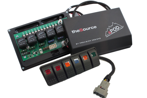 Spod Source SE Modular Power and Switch Module