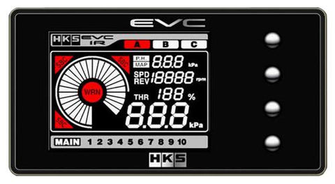 HKS EVC-6 Electronic Boost Controller
