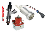 Fuel System Bundle - FPR, Injectors and Pump