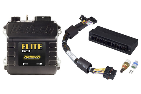 Haltech Elite 750 + Mazda Miata (MX-5) NA Plug'n'Play Adapter Harness Kit