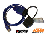 KTM Motorcycle Diagnostics and Tuning Interface