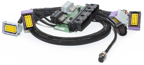 ECUMaster Mini R53 PnP adapter for EMU Classic