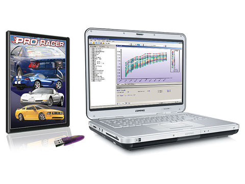 SCT Advantage III FORD Pro Racer Software
