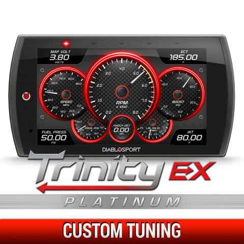 DiabloSport Trinity 2 Programmer for Dodge/Chrysler Cars/Trucks
