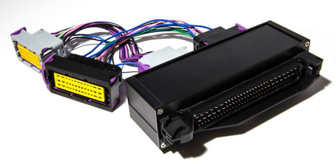 ECUMaster Audi 2.2AAN / 3B / ABY PnP adapter for EMU Black