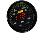 AEM X-Series Digital GPS Speedometer