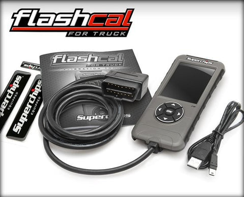 Superchips GM Flashcal For Truck - 2545