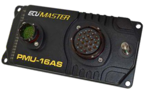ECUMaster PMU16AS - Autosport Power Management Unit