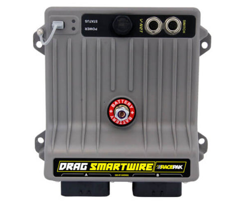 Racepak SmartWire DRAG Power Control Module (With switch panel OR CanPad)