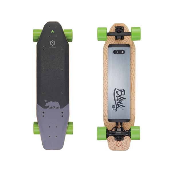 Bird eye view of ACTON Blink S2 Electric Skateboard