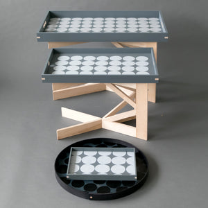Trays and side tables