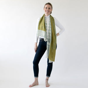 Merino small | Mars scarf - PilgrimWaters | designer & makers