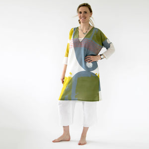 Dresses | silk cotton - PilgrimWaters | designer & makers