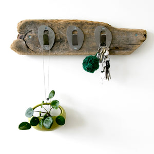 Boulder wall hook - PilgrimWaters | designer & makers