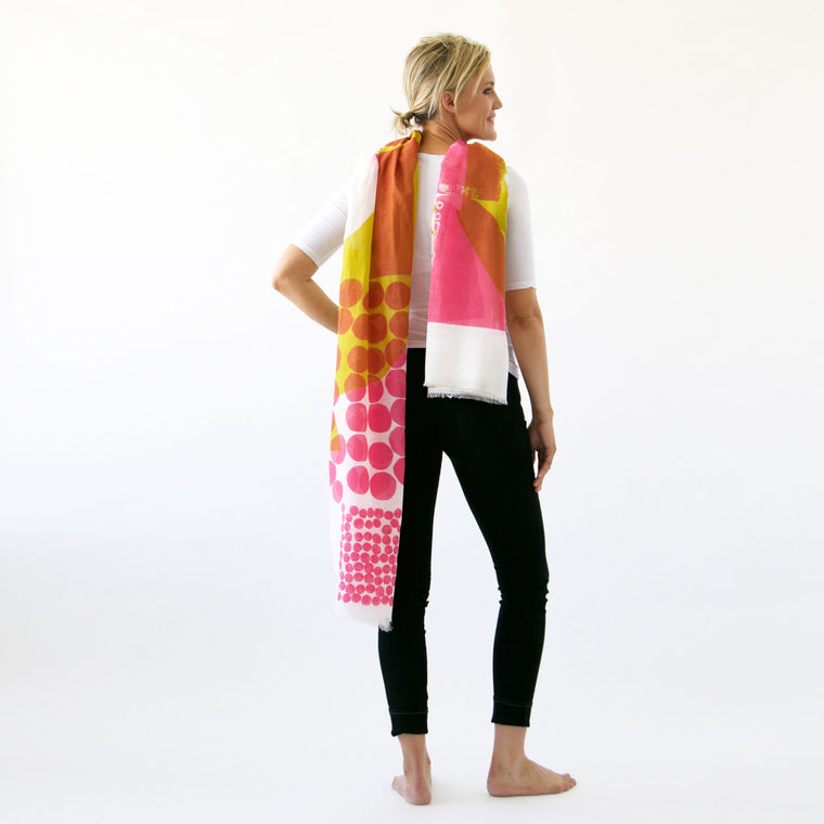 Scarf Archie - PilgrimWaters | designer & makers