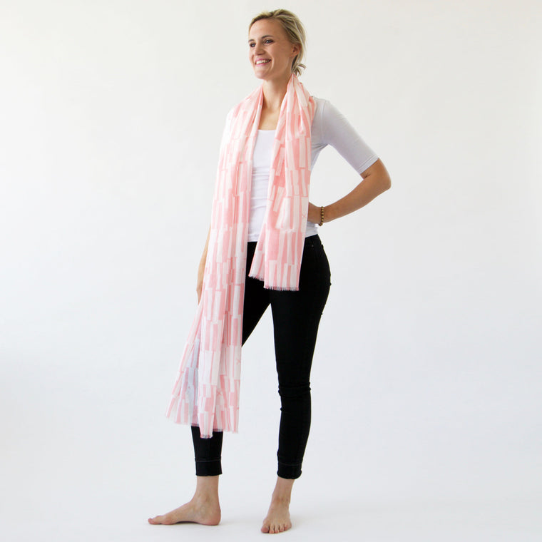 Scarf Scout - PilgrimWaters | designer & makers