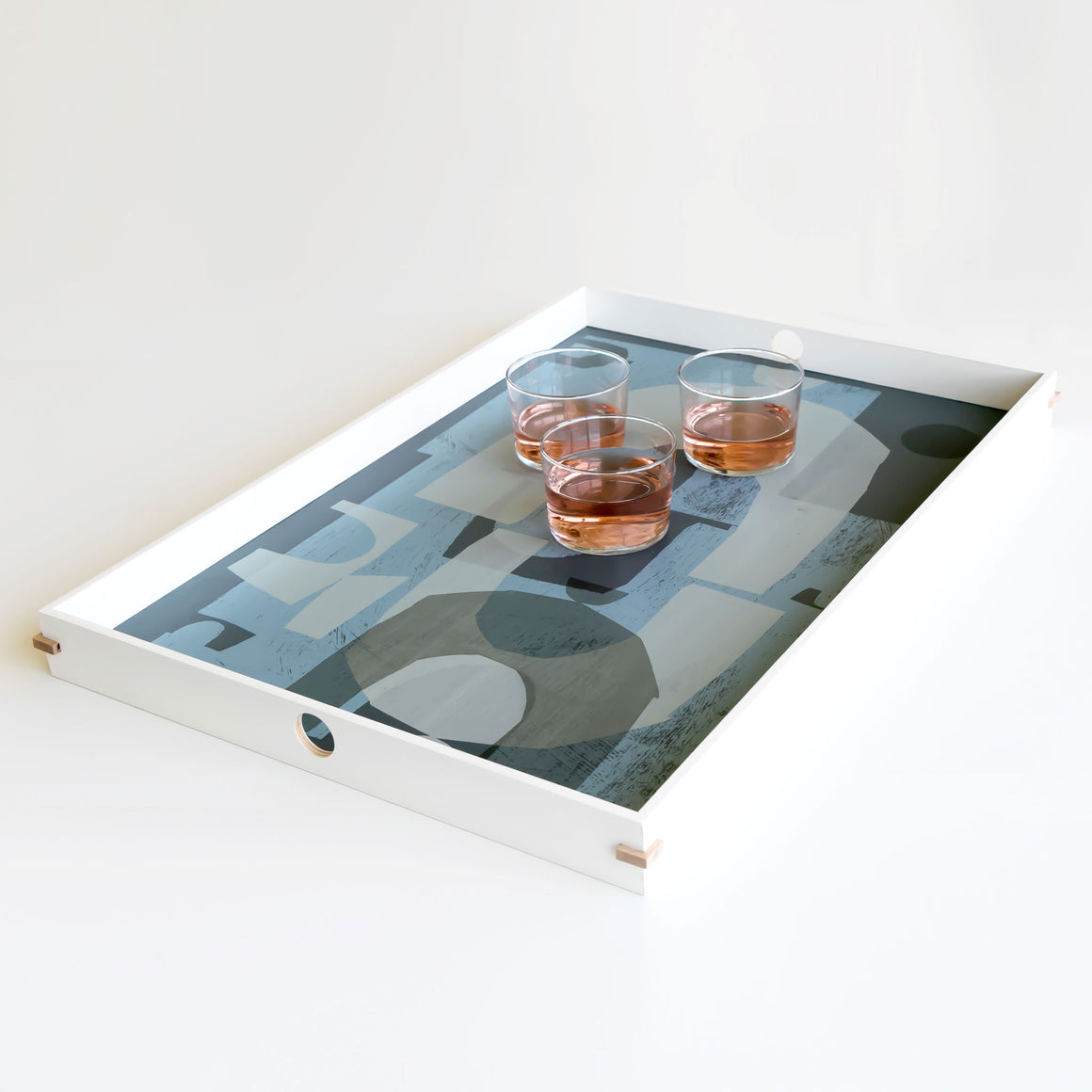 Tray, end table, coffee tray, side table
