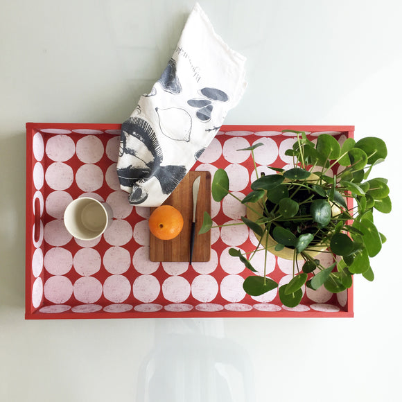 Trays Dyed - PilgrimWaters | designer & makers
