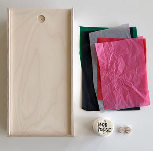Box kit - PilgrimWaters | designer & makers