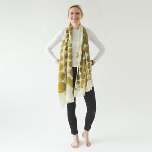 Cashmere & merino | Until scarf - PilgrimWaters | designer & makers