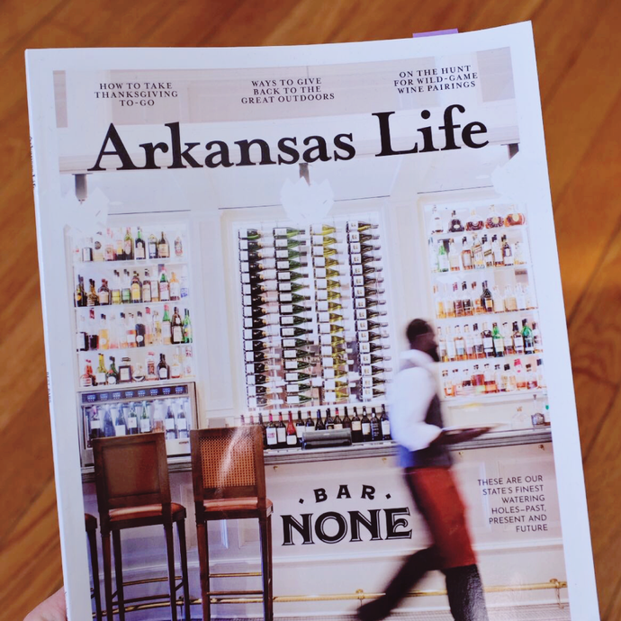 Arkansas Life Feature