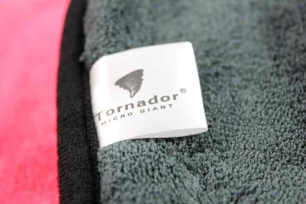 Tornador Micro Giant Polishing And Detailing Cloth - International Tool Company
