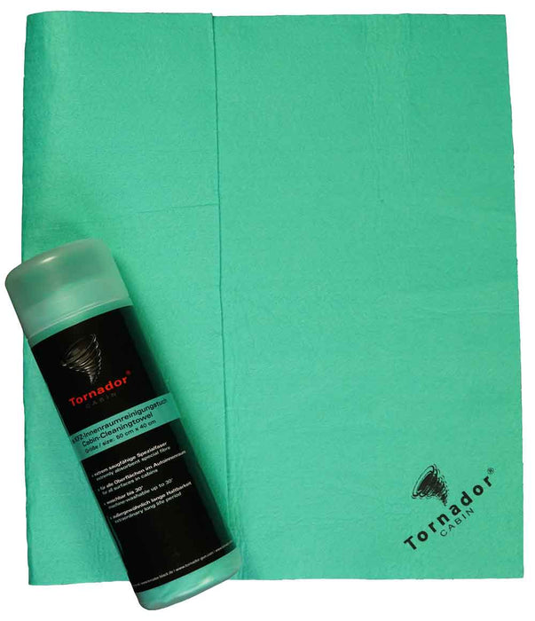 Tornador Cabin - Wipe For Car Interiors - International Tool Company