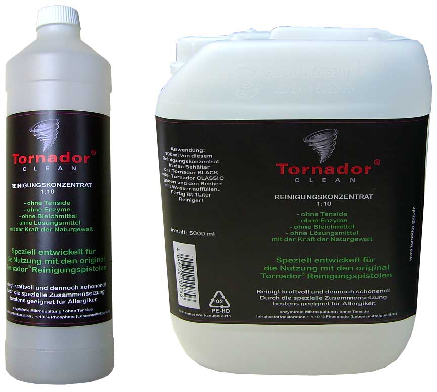 Tornador Clean - Cleaner Concentrate - International Tool Company